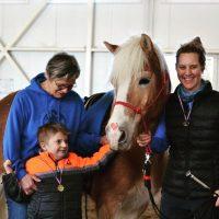 Particularités sensorielles: l'apport des interventions avec le cheval!