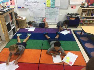 La Classe Flexible Facilite T Elle L Attention Des Eleves Crcm