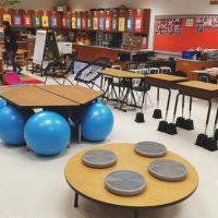 La classe flexible adaptée aux élèves d'aujourd'hui!