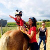 Saint-Charles – 13 mai – L'utilisation du cheval pour l'intervention auprès d'enfants présentant des particularités sensorielles